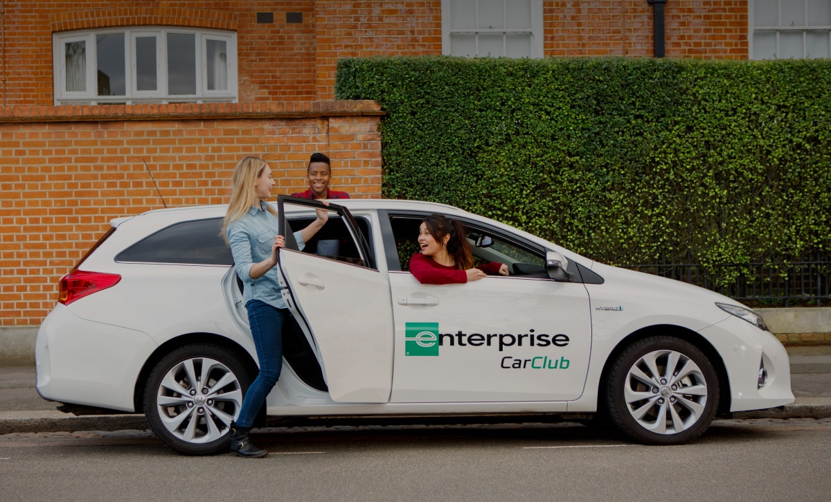 enterprise car club automated daily hourly car rental across the uk. Black Bedroom Furniture Sets. Home Design Ideas