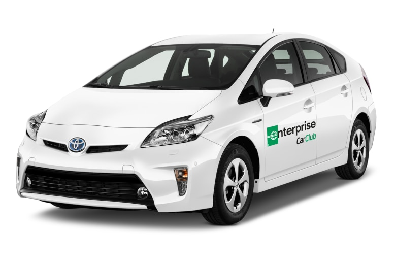 Toyota Prius Hybrid<br><p><b>A larger vehicle with a plug-in dual electric engine</b></p>
