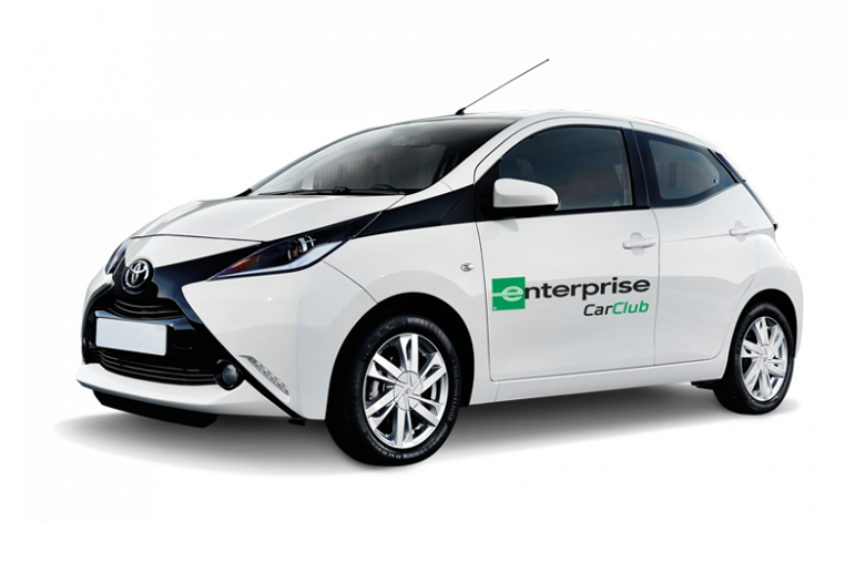 Enterprise Van Rental >> Enterprise Car Club Automated Daily Hourly Car Rental